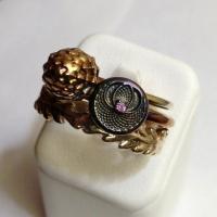 Petit-Botanica stacking rings